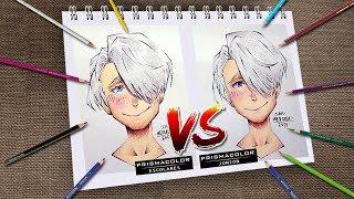 ¡Prismacolors Junior VS Prismacolors Escolares!