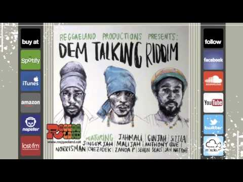 "Sizzla - ""Something About You RMX"" (Reggaeland Prod. 2011)"