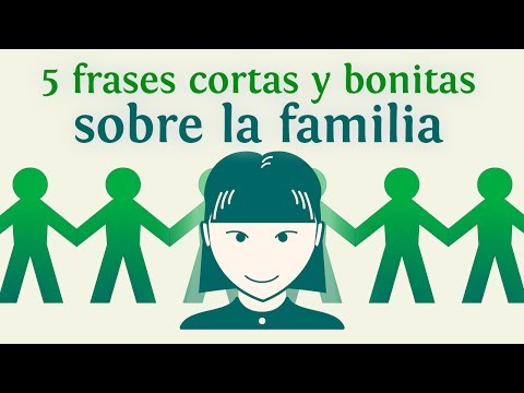 Frases Para La Familia Frases Del Día Internacional De La