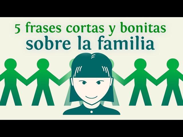 30 Frases De Familia Feliz Para Celebrar El Día De La
