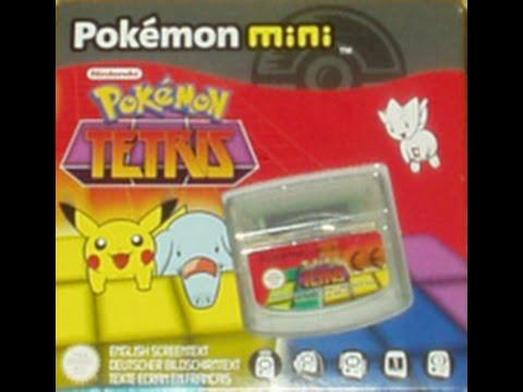 Pokémon Tetris | Nintendo Pokémon Mini | Pokémon wird 20