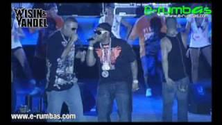 Wisin y Yandel Ft Don Omar - Nadie Como Tu (En Venezuela)