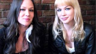 The Pierces – The Devil Is A Lonely Night (lyrics in description:)