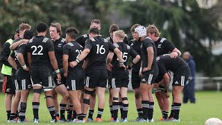 MATCH HIGHLIGHTS: NZ Schools v Australian Schools - 2019