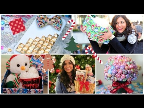 DIY Holiday Gift Guide! For Friends, Family, Boyfriend Etc!