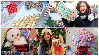 DIY Holiday Gift Guide! For Friends, Family, Boyfriend etc! Thumbnail