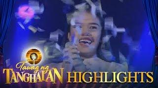 Tawag ng Tanghalan: Johanna Louisse Villarojo retains her Tawag ng Tanghalan title