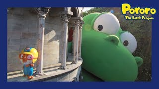 Crong Became Gigantic 1 | Pororo in real life | Pororo Playday