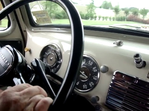1948 Chevy Thriftmaster Delivers!  YouTube
