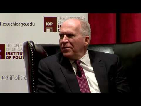 Director of the Central Intelligence Agency John Brennan