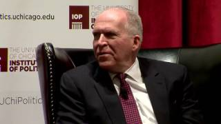 Director of the Central Intelligence Agency John Brennan