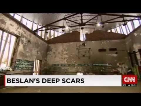 CNN International: Graphics switchover