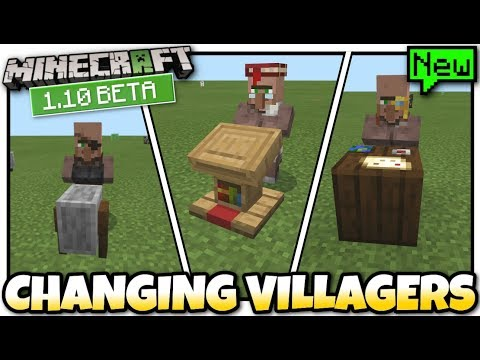 Download Minecraft 1 10 0 4 Out Now Beta New Smithing Table