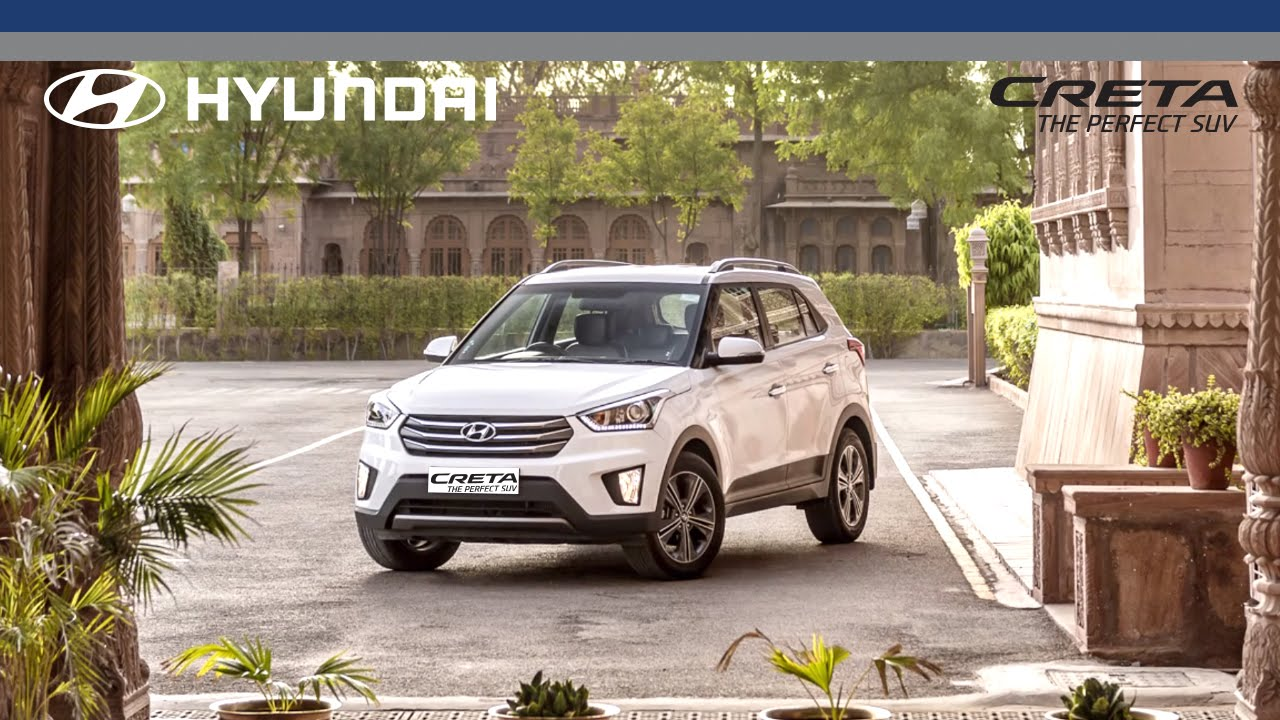Hyundai | CRETA | Top Gear Drive | Review