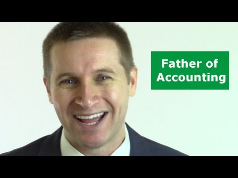 Who is the Father of Accounting? (Luca Pacioli)
