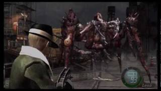Resident Evil 4 HD - All bosses & sub bosses killed [Professional difficulty] G REZIDENT