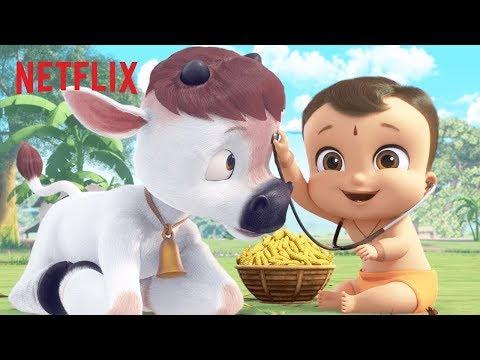 Doctor Bheem Helps His Friends! | Mighty Little Bheem | Netflix Jr