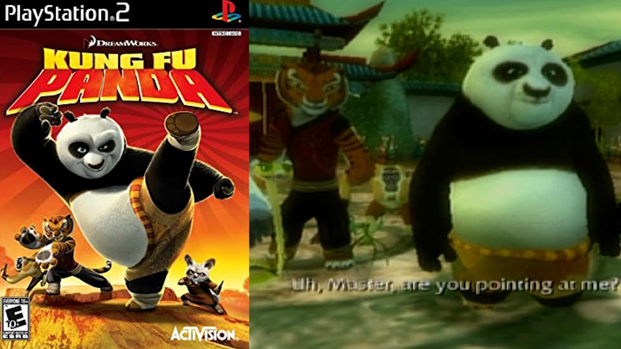 Download Kung Fu Panda [30] PS2 Longplay