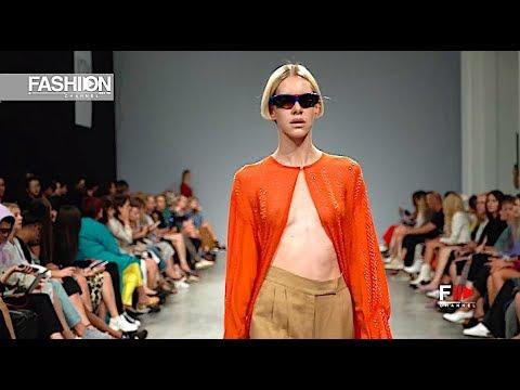 A.M.G. Spring Summer 2019 Ukrainian FW - Fashion Channel