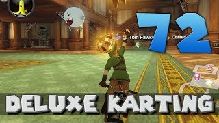 [72] Deluxe Karting (Mario Kart 8 Deluxe w/ GaLm and friends)