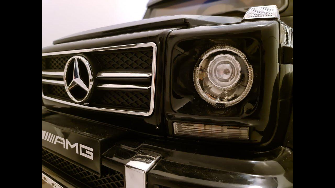 Trec la masina electrica ! nu mai vreau poluare ! clickbait ! Mercedes G63 AMG 6x6 RC