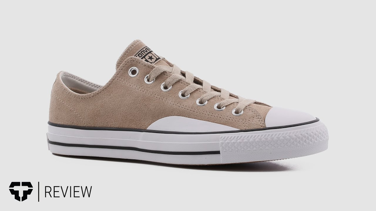 a031695ad5f9 Converse Chuck Taylor All Star Pro Skate Shoes Review - Tactics.com ...