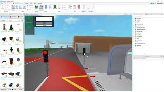 Matt Studio: Script for bus lights on ROBLOX