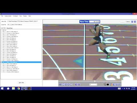 Configuring FlashTiming And Evaluating A Race With DirectAthletics MeetPro