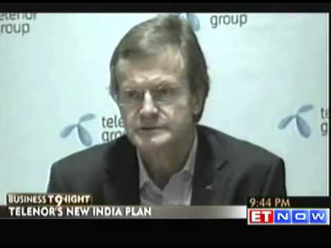 Telenor in talks to merge India operations with Tata Tele