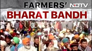 'Bharat Bandh' Today Amid Farmer Protests, Travel Warning Issued