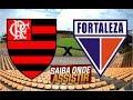 Flamengo X Fortaleza - AO VIVO - CAMPEONATO BRASILEIRO