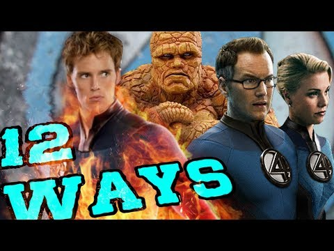 12 Ways The Fantastic Four Could Be Introduced Into the MCU