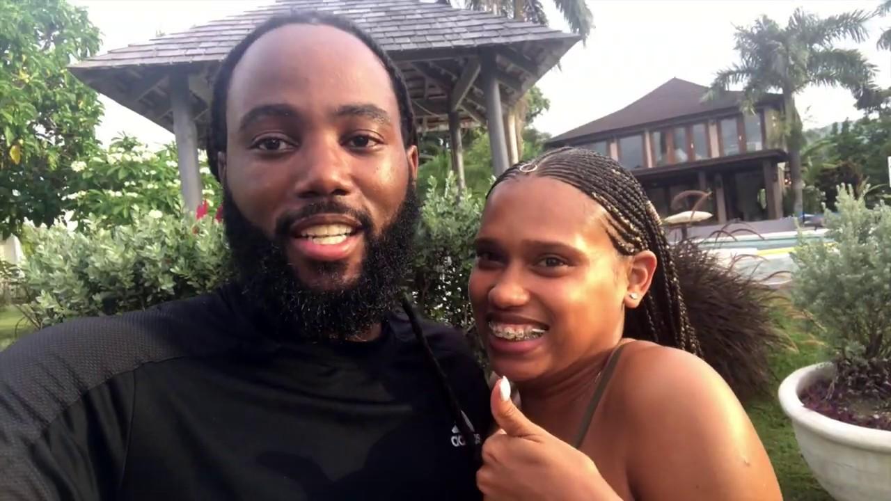 JAMAICA VLOG 2019 || DRIVING ON OPPOSITE SIDE, JERKYS, AIRBNB SNEAK PEAK
