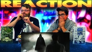 Rogue One: A Star Wars Story Trailer #2 REACTION!!