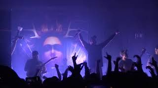 """Protest the Hero - """"Bone Marrow,"""" """"Sequoia Throne"""" and """"Palms Read"""" (Live in SD 4-8-18)"""