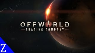 Offworld Trading Company Multiplayer: Mornings Suck