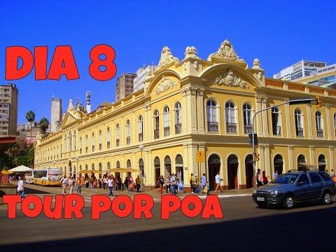 Tour por PORTO ALEGRE