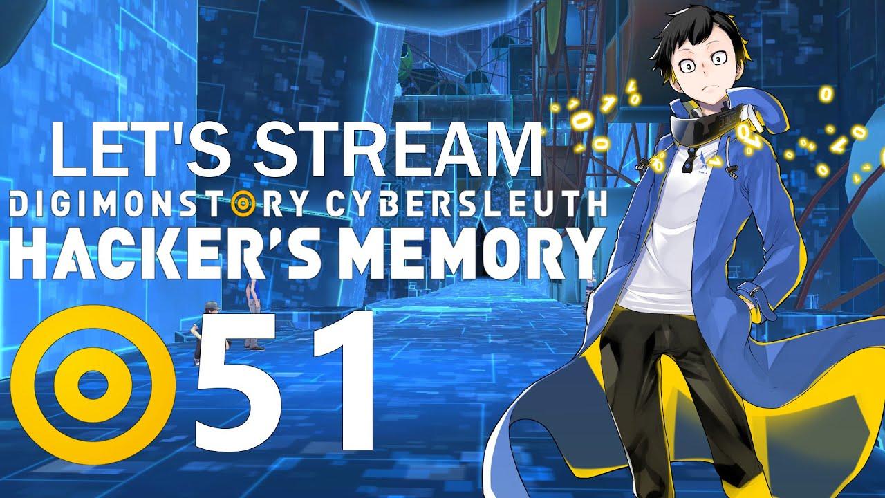 "[Let's Stream] DSCS: Hacker's Memory - Part 51 - ""Gatekeeping the Cops"""