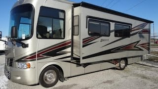 Why I Chose The Class A RV Over The Class C RV