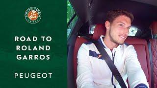 Road to Roland-Garros @Peugeot #3 - Pablo Carreño Busta | Roland-Garros 2019