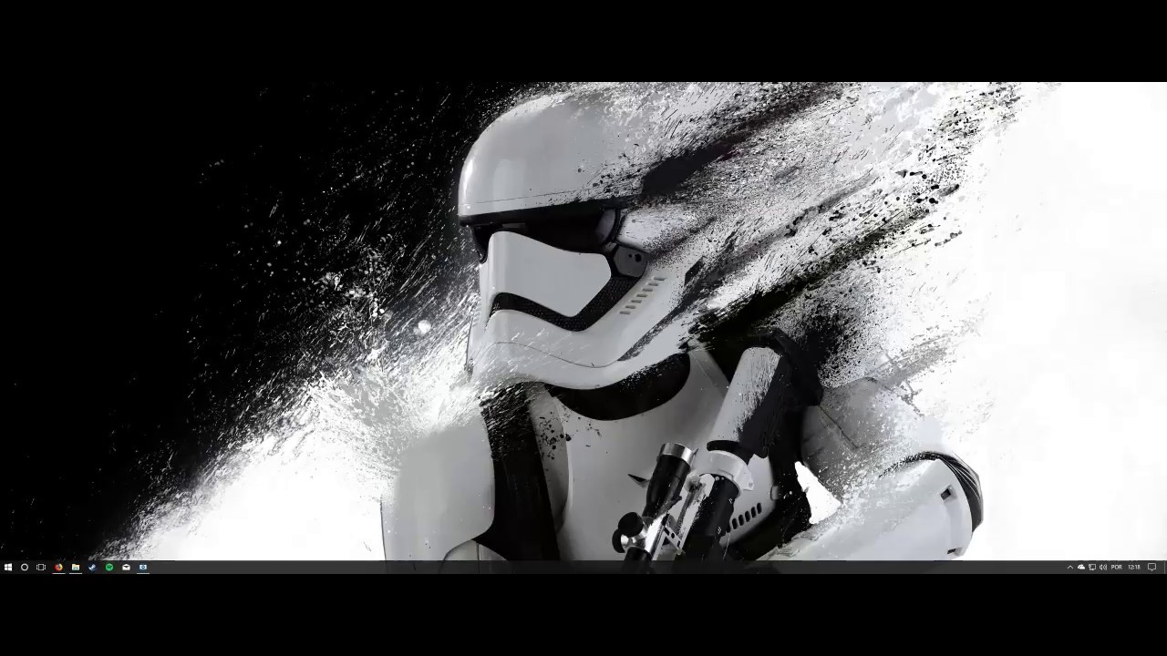 Wallpaper First Order Stormtrooper - Wallpaper Engine - Steam