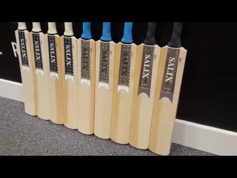 Video Tour of our new Salix 2018 Cricket Bats