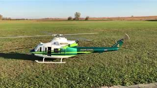 Bell 412 von Vario mit JetCat PHT-3 XL, M-Blades und Bavarian Demon