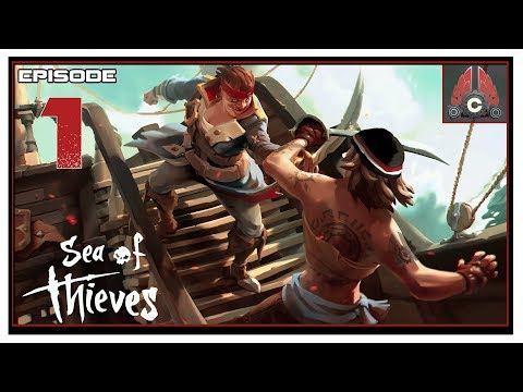 Let's Play Sea Of Thieves With CohhCarnage - Episode 1