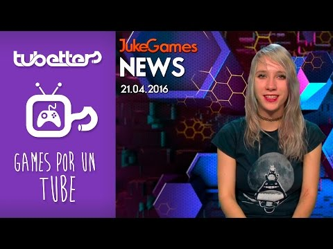 Jukegames News  Español 21/04/2016 | Hearthstone| Mafia III  |Blade and Soul´s