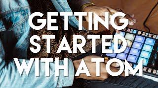 PreSonus ATOM Pad Controller: Getting Started