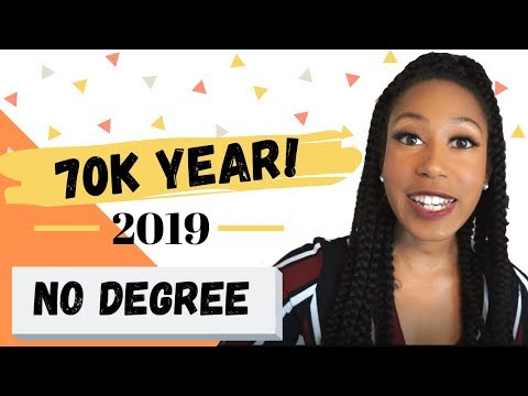Highest Paying Jobs with NO Degree | 2019