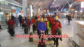 Barcelona - Wyjazd Gutka z Zinkiem na Zgrupowanie Reprezentacji Polish Soccer Skills