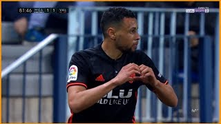Francis Coquelin VS Málaga | (17/02/2018)