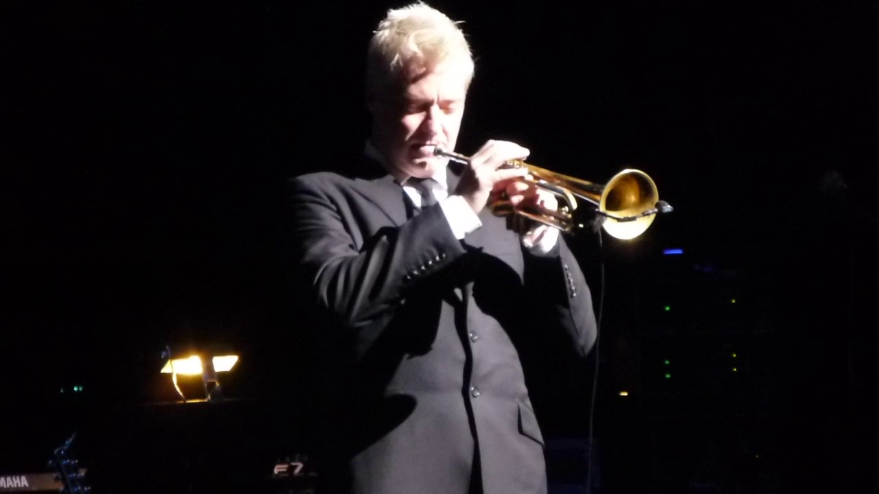 Schön Chris Botti   My Funny Valentine, Merriam Theater, Philadelphia, PA,  5/06/2017